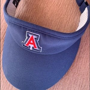 University of Arizona Visor